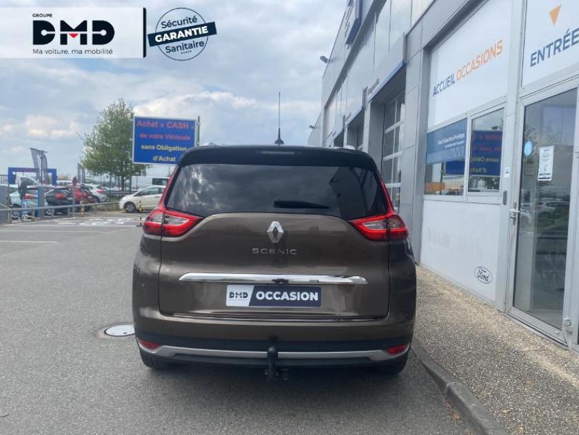 Renault Grand Scenic 1.6 Dci 160ch Energy Intens Edc - Visuel #11