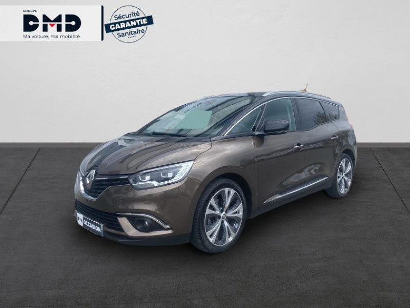 Renault Grand Scenic 1.6 Dci 160ch Energy Intens Edc - Visuel #1