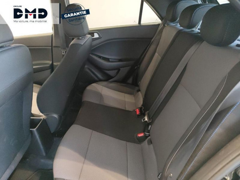 Hyundai I20 1.1 Crdi 75 Go! Navi - Visuel #10