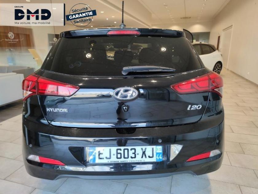 Hyundai I20 1.1 Crdi 75 Go! Navi - Visuel #11