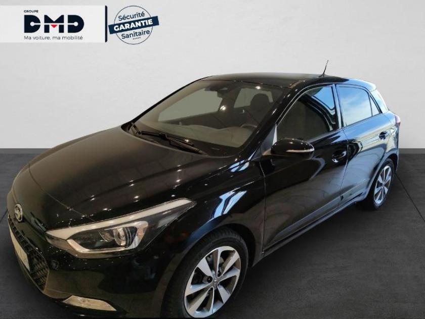 Hyundai I20 1.1 Crdi 75 Go! Navi - Visuel #1