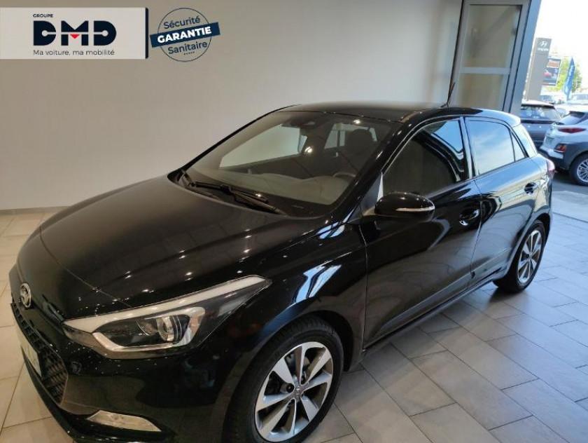 Hyundai I20 1.1 Crdi 75 Go! Navi - Visuel #14