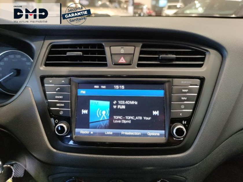 Hyundai I20 1.1 Crdi 75 Go! Navi - Visuel #6