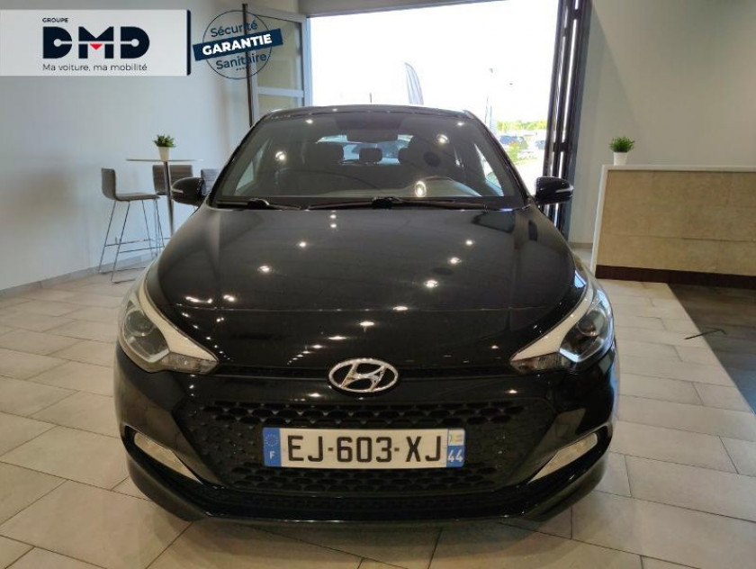 Hyundai I20 1.1 Crdi 75 Go! Navi - Visuel #4
