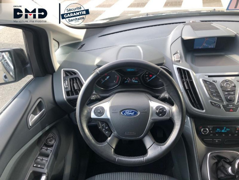 Ford Grand C-max 1.6 Tdci 115ch Fap Titanium X - Visuel #7