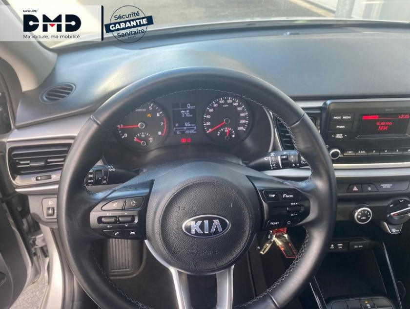 Kia Rio 1.2 Mpi 84ch Isg Active Euro6d-t - Visuel #6