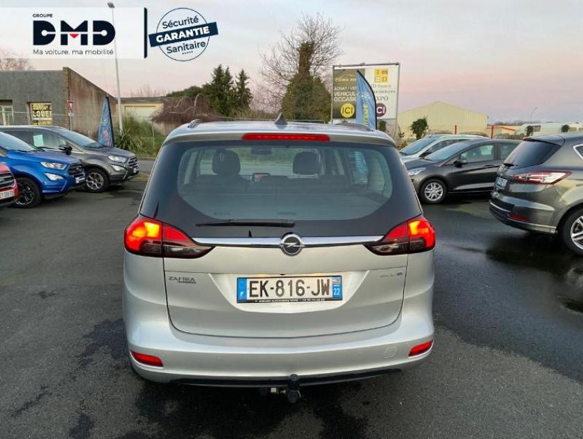 Opel Zafira 1.6 Cdti 134ch Blueinjection Business Edition - Visuel #11
