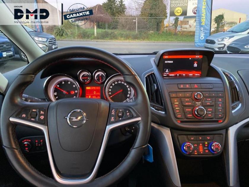 Opel Zafira 1.6 Cdti 134ch Blueinjection Business Edition - Visuel #5