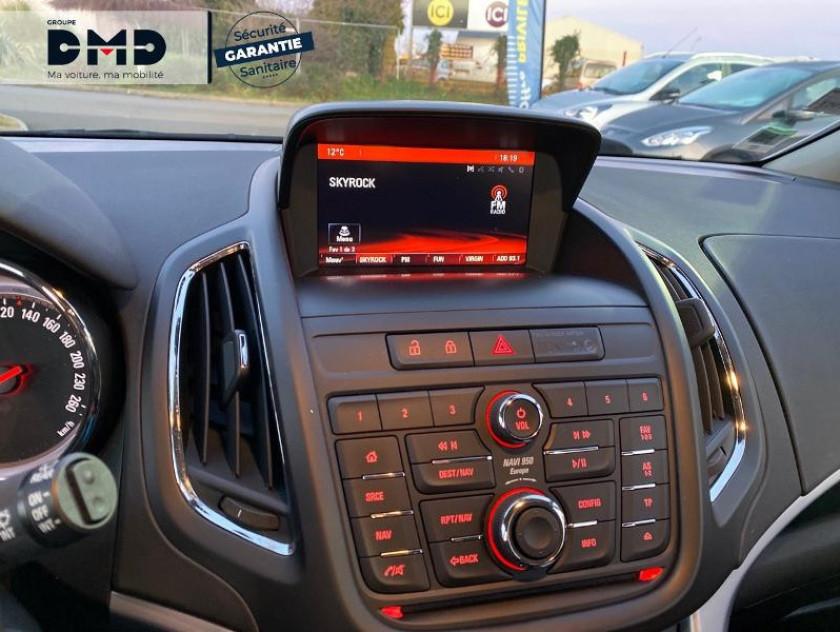 Opel Zafira 1.6 Cdti 134ch Blueinjection Business Edition - Visuel #6