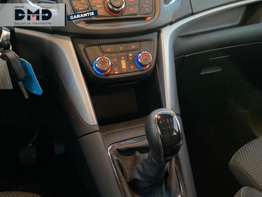 Opel Zafira 1.6 Cdti 134ch Blueinjection Business Edition - Visuel #8