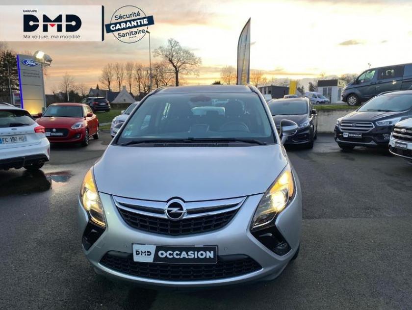 Opel Zafira 1.6 Cdti 134ch Blueinjection Business Edition - Visuel #4