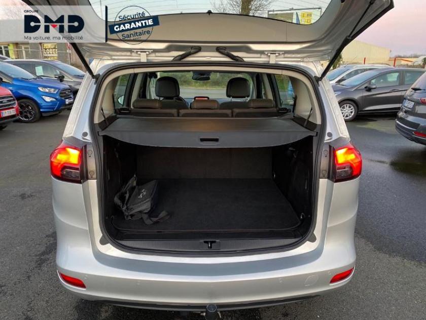 Opel Zafira 1.6 Cdti 134ch Blueinjection Business Edition - Visuel #12