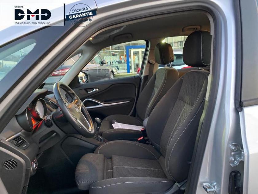 Opel Zafira 1.6 Cdti 134ch Blueinjection Business Edition - Visuel #9