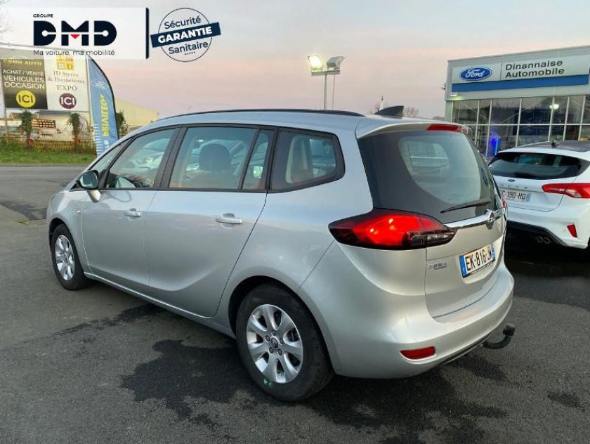 Opel Zafira 1.6 Cdti 134ch Blueinjection Business Edition - Visuel #3