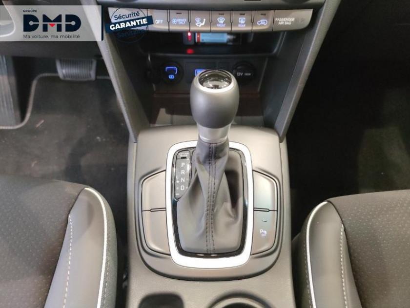 Hyundai Kona 1.6 Gdi Hybrid 141ch Edition 1 Dct-6 Euro6d-t Evap - Visuel #8