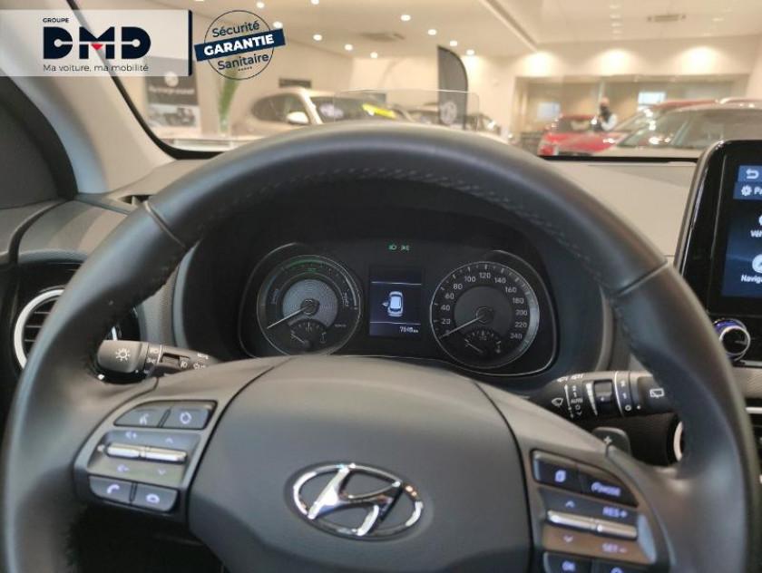 Hyundai Kona 1.6 Gdi Hybrid 141ch Edition 1 Dct-6 Euro6d-t Evap - Visuel #7