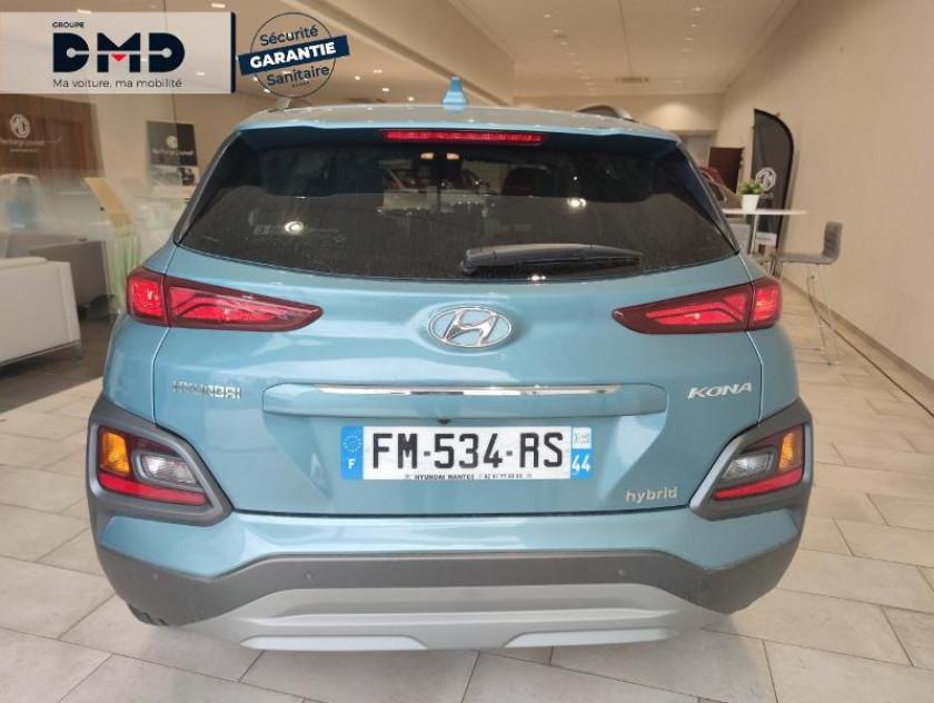 Hyundai Kona 1.6 Gdi Hybrid 141ch Edition 1 Dct-6 Euro6d-t Evap - Visuel #11