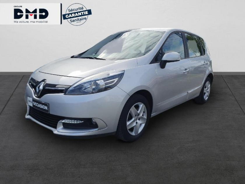 Renault Scenic 1.5 Dci 110ch Business Edc - Visuel #1