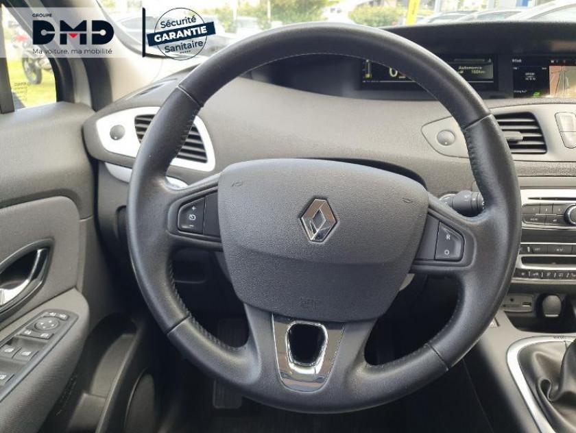 Renault Scenic 1.5 Dci 110ch Business Edc - Visuel #7