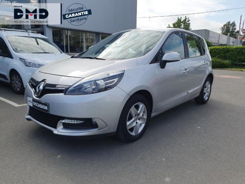 Renault Scenic 1.5 Dci 110ch Business Edc - Visuel #15