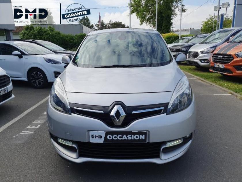 Renault Scenic 1.5 Dci 110ch Business Edc - Visuel #4
