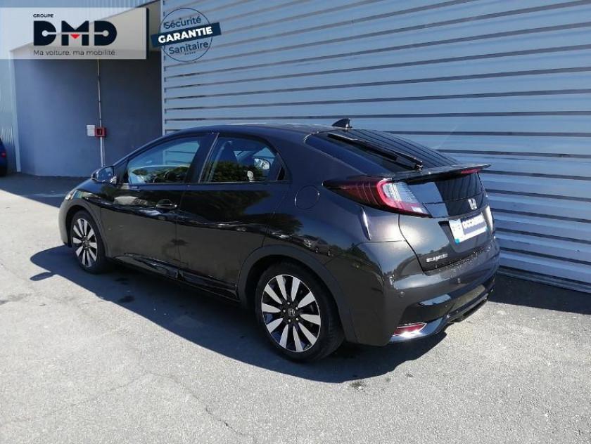 Honda Civic 1.6 I-dtec 120ch Executive - Visuel #3