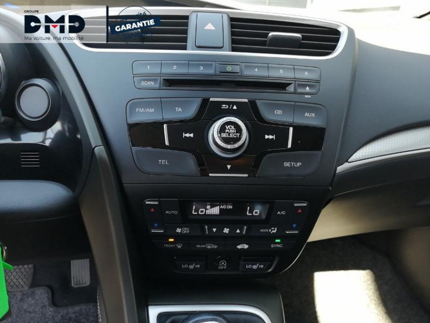 Honda Civic 1.6 I-dtec 120ch Executive - Visuel #13