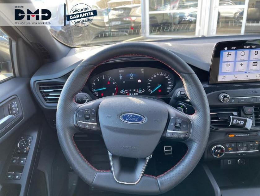 Ford Focus 1.0 Ecoboost 125ch St-line Bva - Visuel #7
