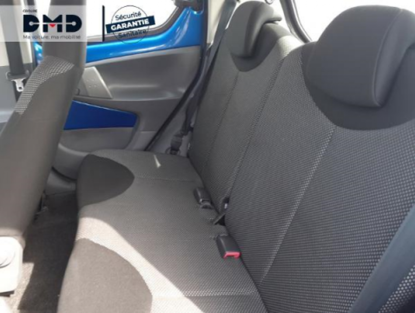 Toyota Aygo 1.0 Vvt-i 68ch Connect 5p - Visuel #10