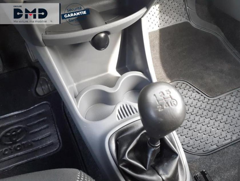 Toyota Aygo 1.0 Vvt-i 68ch Connect 5p - Visuel #8