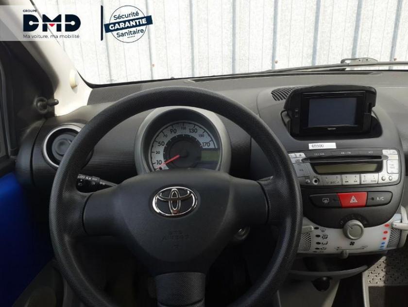 Toyota Aygo 1.0 Vvt-i 68ch Connect 5p - Visuel #7