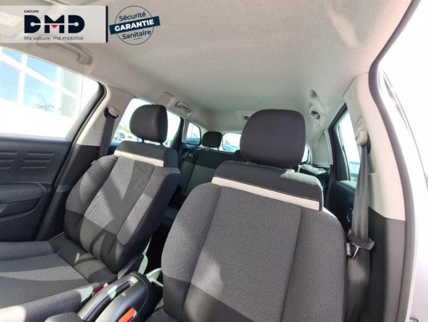 Citroen C3 Aircross Puretech 110ch S&s Shine Eat6 - Visuel #14