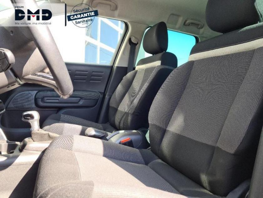 Citroen C3 Aircross Puretech 110ch S&s Shine Eat6 - Visuel #9