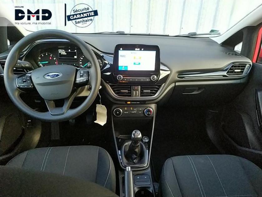 Ford Fiesta 1.1 85ch Trend 3p 5cv Euro6.2 - Visuel #5