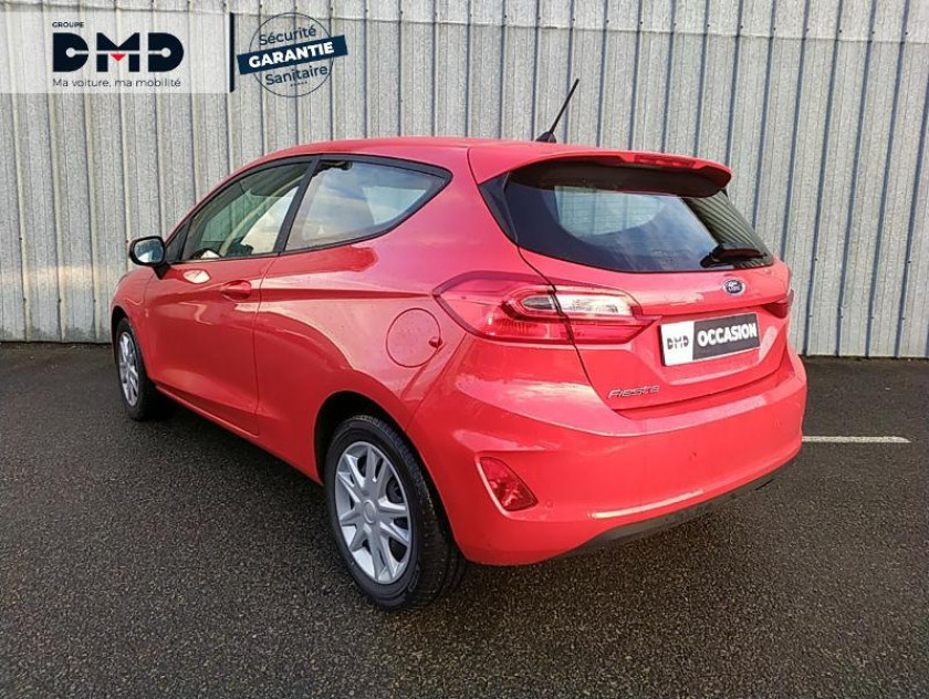 Ford Fiesta 1.1 85ch Trend 3p 5cv Euro6.2 - Visuel #3