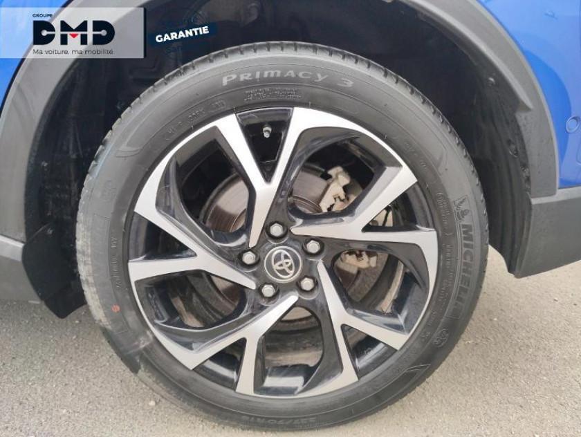 Toyota C-hr 122h Collection 2wd E-cvt Rc18 - Visuel #13
