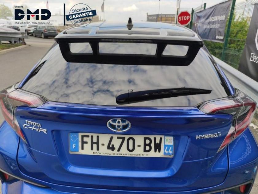Toyota C-hr 122h Collection 2wd E-cvt Rc18 - Visuel #11