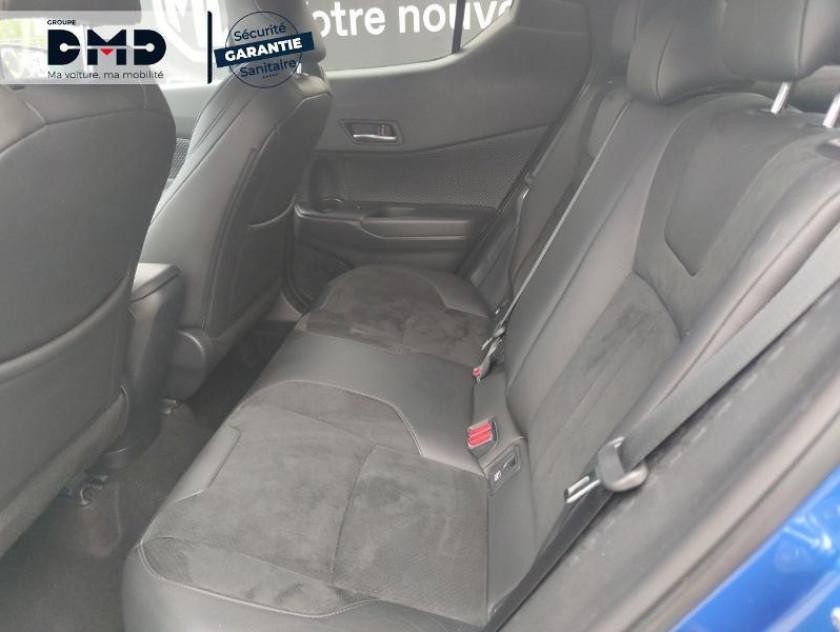 Toyota C-hr 122h Collection 2wd E-cvt Rc18 - Visuel #10