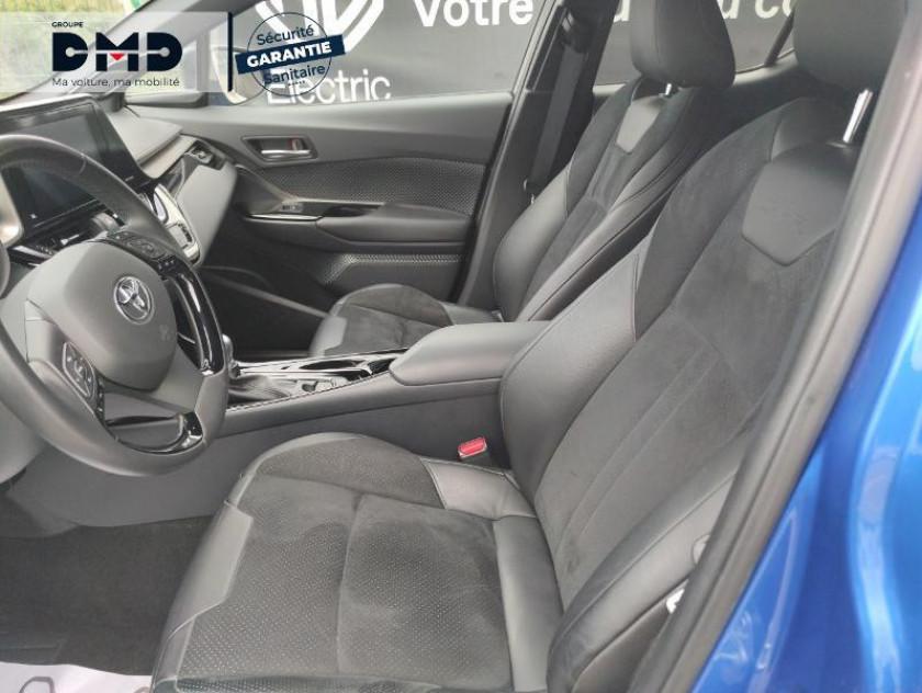 Toyota C-hr 122h Collection 2wd E-cvt Rc18 - Visuel #9