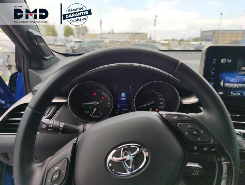 Toyota C-hr 122h Collection 2wd E-cvt Rc18 - Visuel #7