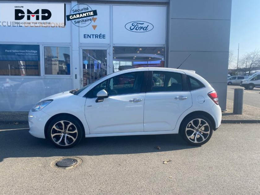 Citroen C3 1.6 E-hdi90 Airdream Exclusive 4cv - Visuel #2