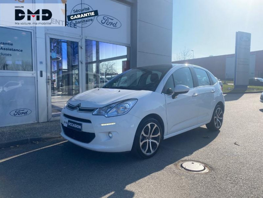 Citroen C3 1.6 E-hdi90 Airdream Exclusive 4cv - Visuel #14