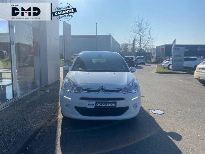 Citroen C3 1.6 E-hdi90 Airdream Exclusive 4cv - Visuel #4