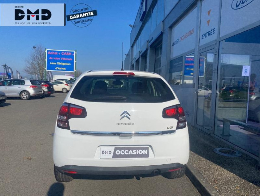 Citroen C3 1.6 E-hdi90 Airdream Exclusive 4cv - Visuel #11