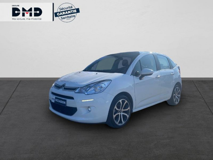 Citroen C3 1.6 E-hdi90 Airdream Exclusive 4cv - Visuel #1