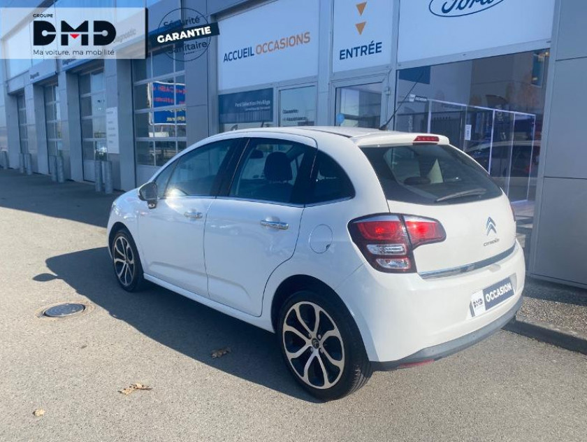 Citroen C3 1.6 E-hdi90 Airdream Exclusive 4cv - Visuel #3