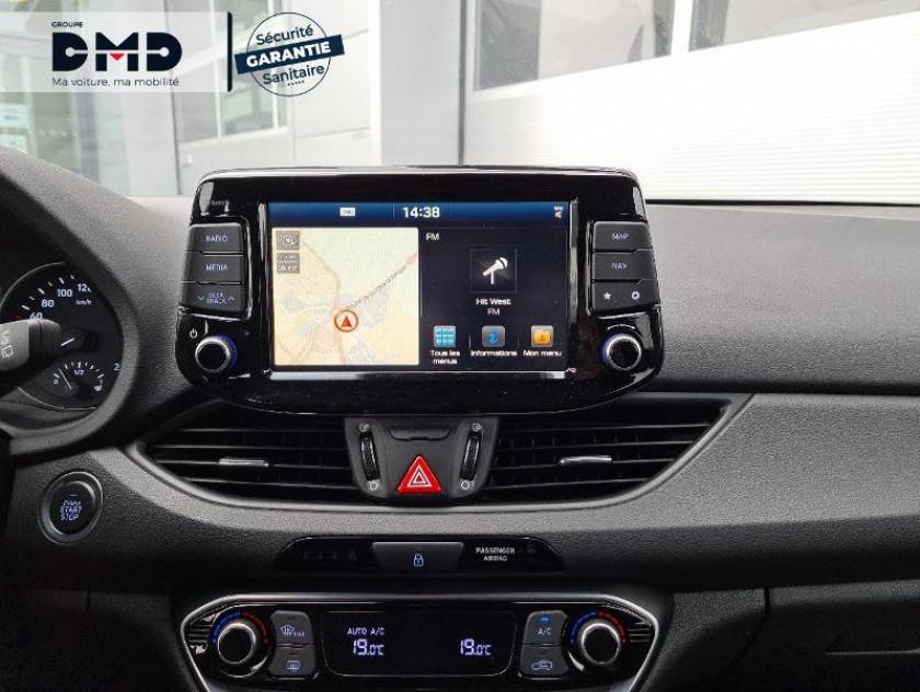 Hyundai I30 1.4 T-gdi 140ch Edition #navi Dct-7 Euro6d-t Evap - Visuel #6