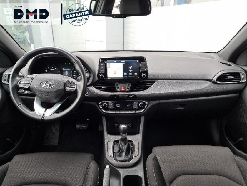 Hyundai I30 1.4 T-gdi 140ch Edition #navi Dct-7 Euro6d-t Evap - Visuel #5