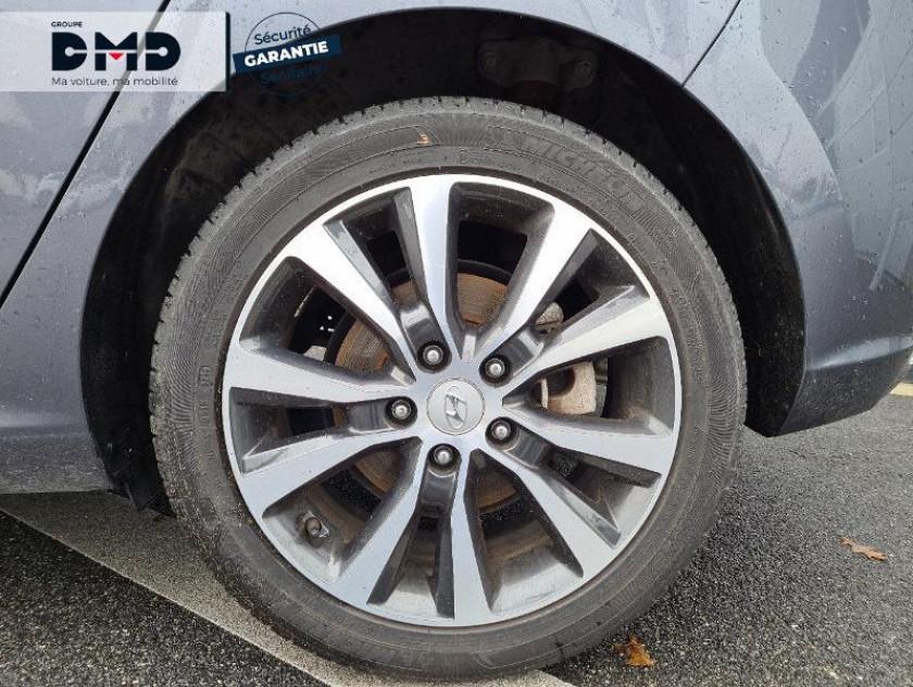 Hyundai I30 1.4 T-gdi 140ch Edition #navi Dct-7 Euro6d-t Evap - Visuel #13