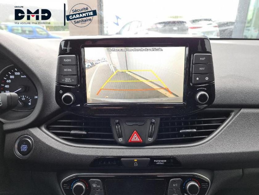 Hyundai I30 1.4 T-gdi 140ch Edition #navi Dct-7 Euro6d-t Evap - Visuel #14